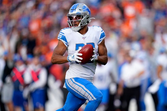 Cornerback Jamal Agnew and the Lions will close out the season on Sunday against the Packers.