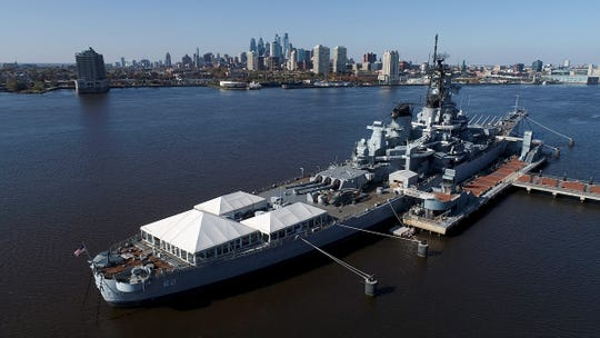 Battleship New Jersey.
