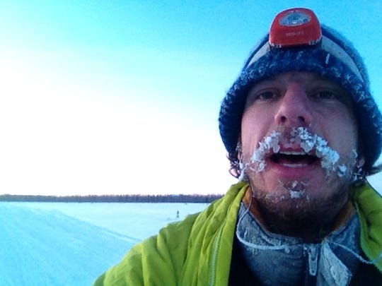 2014: Pete Ripmaster competed in the Iditarod.