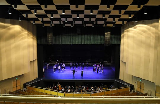 The King Center for the Performing Arts is closed through April 15. Check for updates at kingcenter.com.