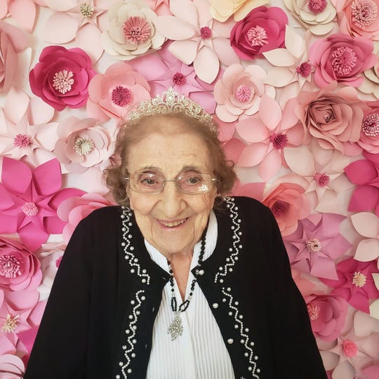On New Year's Day, Woodbridge's Terry Russo will turn 100 and all she wants is a trip to a casino at Atlantic City. So more than 35 members of her family are planning to head to South Jersey to celebrate her big day with her.