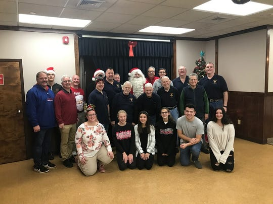 On Dec. 18, the South Plainfield Knights of Columbus Council #6203 held their annual Keystone Residents Christmas party.