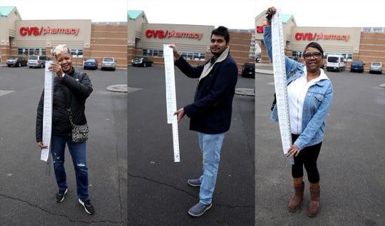 Bewildered CVS shoppers keep getting super-long receipts