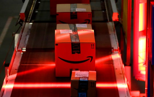 "Amazon said its holiday season this year was ""record breaking"" with billions of items shipped and ""tens of millions"" of Amazon devices sold."