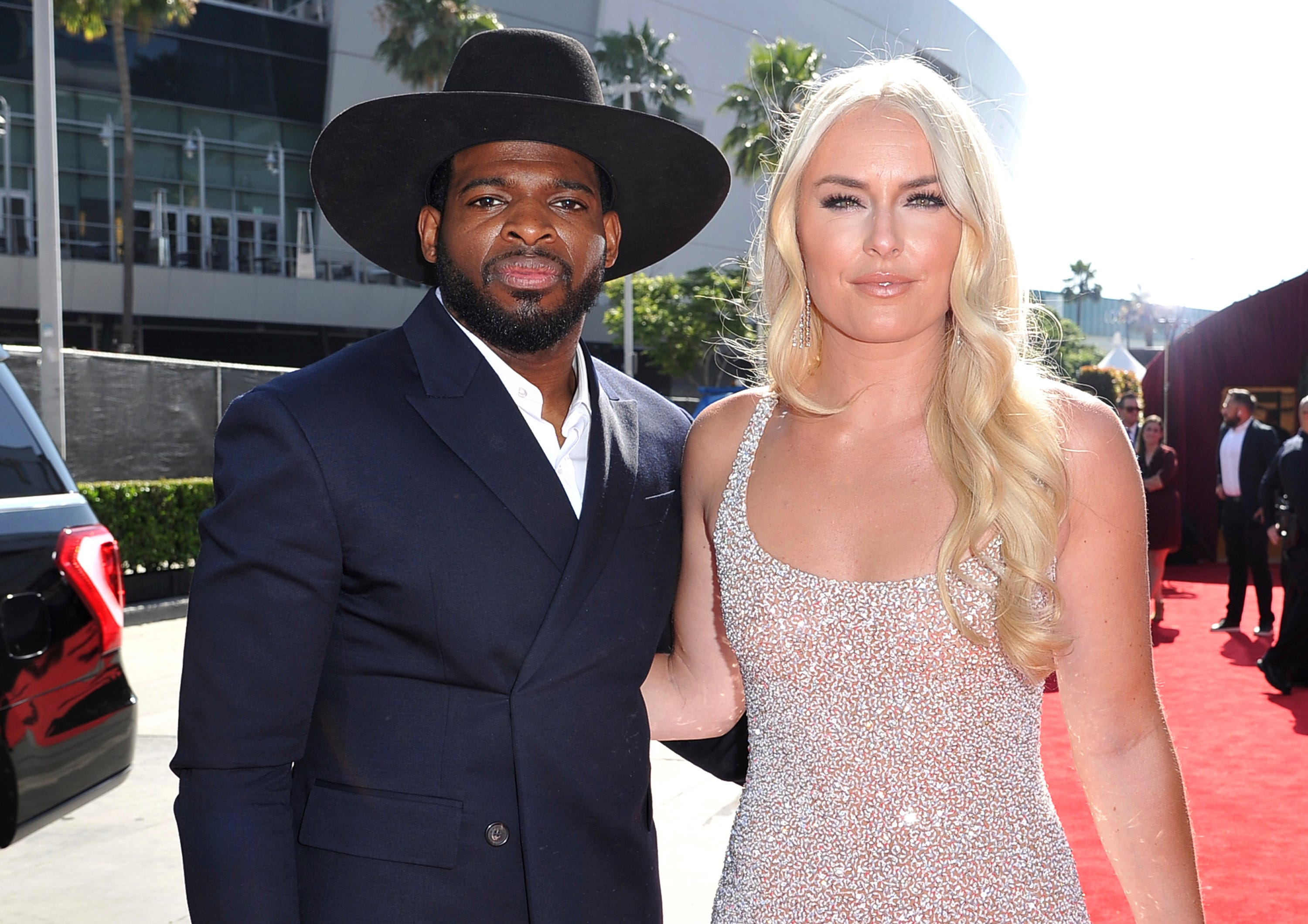 Lindsey Vonn Goes Social With P K Subban Marriage Proposal New york ski ed foundation. p k subban marriage proposal