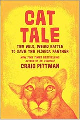 """The cover of """"Cat Tale,"""" Craig Pittman's new book"""