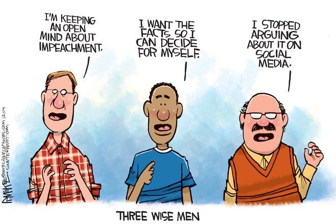Three wise men on impeachment.