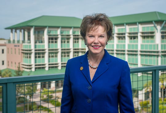 Ann Cary, dean of Marieb College of Health & Human Services at Florida Gulf Coast University.