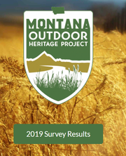 The Montana Outdoor Heritage Project has posted its survey results.