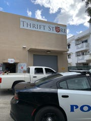 The Salvation Army Guam Corps Thrift store was broken into on Christmas Day, said CJ Urquico, public relations with the organization.