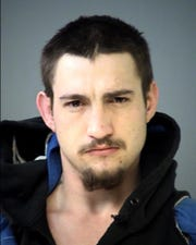 Brent Pitcock, 23, of Indianapolis, was arrested on suspicion of a homicide that took place Dec. 24, 2019.