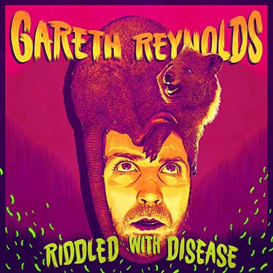 """Riddled With Disease"" by Gareth Reynolds"