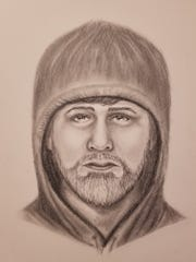 The Tennessee Bureau of Investigation released a composite sketch this week of the suspect involved in an alleged assault in College Grove in Williamson County the day before Thanksgiving.