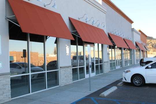 The Rambler Taproom will open in this 1,200-square-foot space in the GoTo Plaza in Farmington.