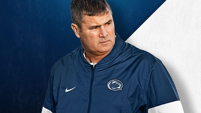 Penn State football coach James Franklin announced Kirk Ciarrocca, a 1983 Red Land High School from Lewisberry, has joined the staff as the team's offensive coordinator and quarterbacks coach.