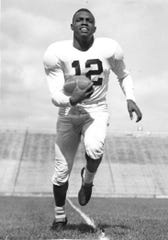 Willy Triplett was a star running back for the 1947 Penn State football team.
