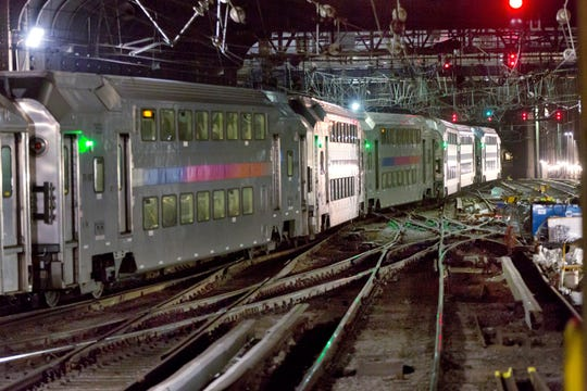 New York is revisiting plans to add high-speed rail from Buffalo to New York City, with routes from Albany to New York City, likely ending at Penn Station, seen above.