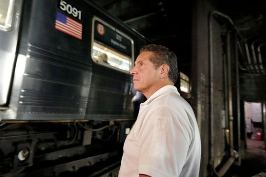 Gov. Andrew Cuomo wants New York to revisit developing a high-speed rail system in 2020.