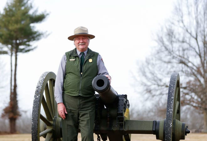 Wilson's Creek National Battlefield Park Superintendent Ted Hillmer is retiring after leading the park since 2003.