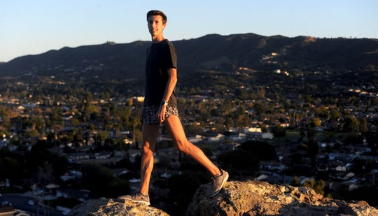 Newbury Park High's Nico Young will go down as one of the greatest runners — if not the greatest — in Ventura County history.