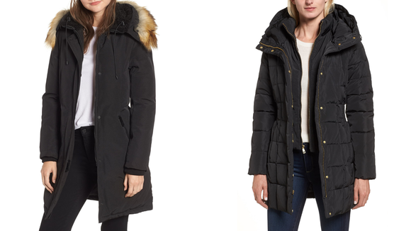 Nordstrom Half-Yearly Sale: Down Winter Parkas