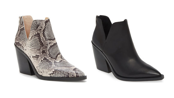 Nordstrom Half-Yearly Sale: Vince Camuto Booties