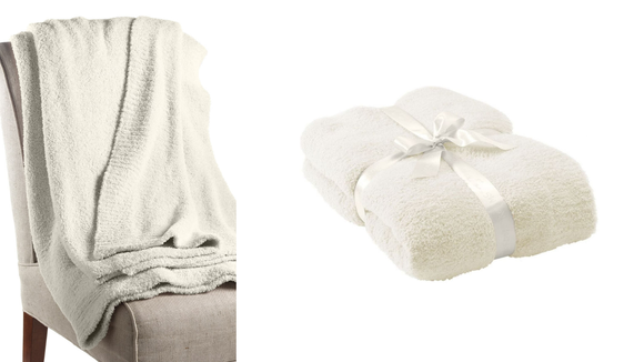 Nordstrom Half-Yearly Sale: Barefoot Dreams CozyChic Blanket