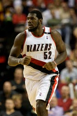 Greg Oden was taken by the Portland Trail Blazers first overall in the 2007 draft.