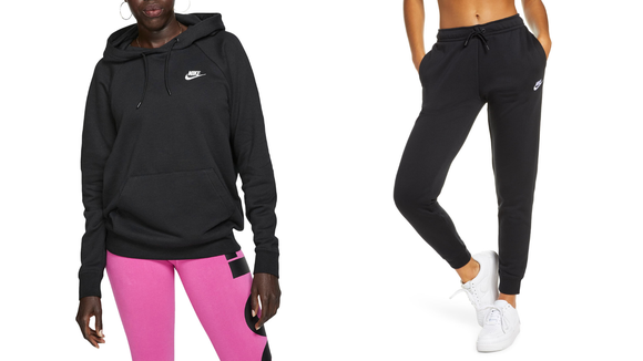 Nordstrom Half-Yearly Sale: Nike Sweatshirt and Sweatpants