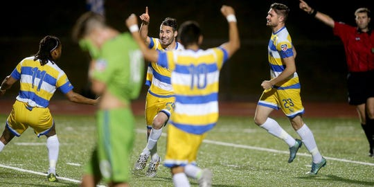 The Kitsap Pumas men's soccer team won a Premier Development League championship in 2011, just two years after forming. The Pumas disbanded in 2018 after 10 seasons.