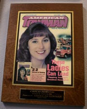 Stacey Tucker received many awards and recognition over the years, being named American Towman in 1999.