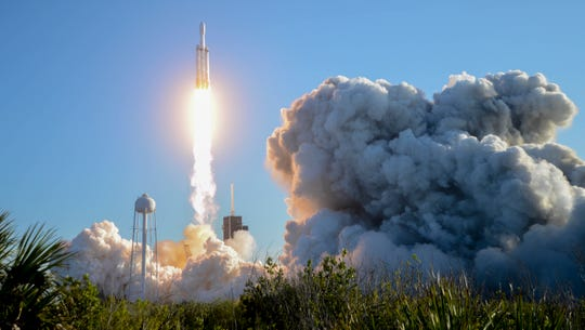 File: SpaceX is scheduled to launch two cargo-only Dragon spacecraft packed with science experiments and cargo to the ISS.