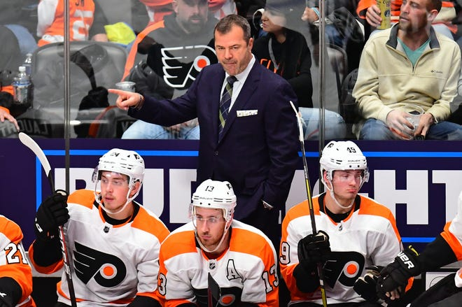 Flyers head coach Alain Vigneault has his team in a better spot than they usually are heading into the annual post-Christmas road trip.