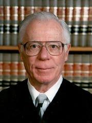 Iowa Supreme Court Justice Bruce Snell
