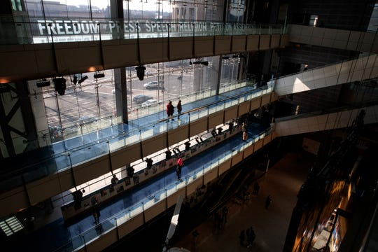 The Newseum attracted millions of visitors but lacked a solid financial plan to stay afloat.