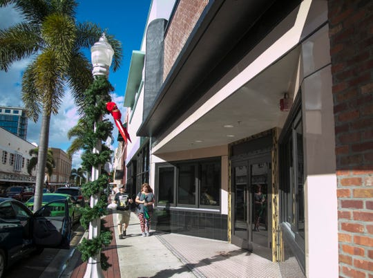 The Lucky Screw is located on Hendry Street in downtown Fort Myers.