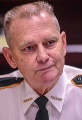Forrest County Sheriff Billy McGee retires after serving more than 44 years in law enforcement.