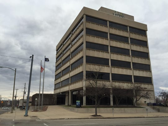 The former Lake Trust Credit Union headquarters at 501 S. Capitol Ave.