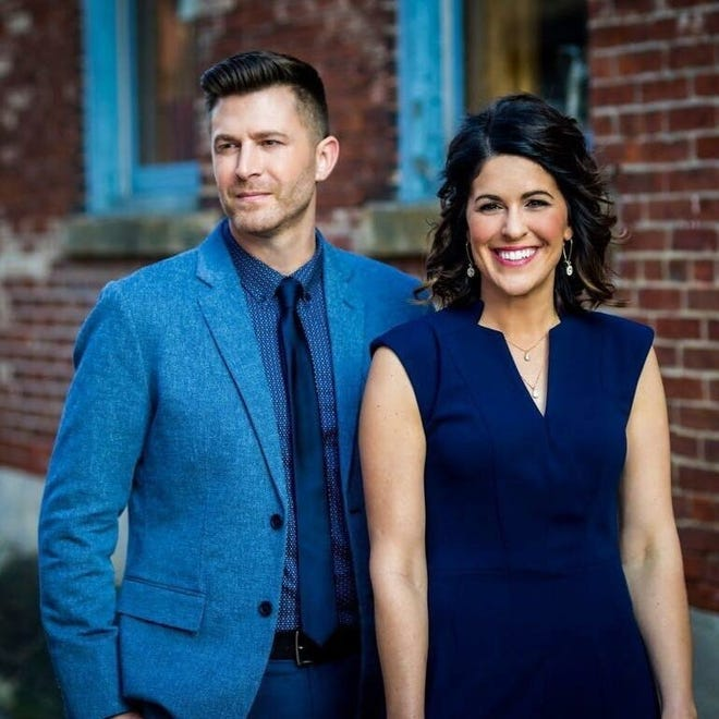 Trae Turner and Whitney Smith will perform with the Colonial City Quartet in a special concert New Year's Eve.