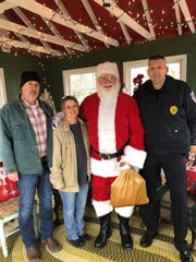 Grandma's House Childrens Advocacy Center hosted its annual Shop With a Cop and Pig Trail programs on Dec. 14.