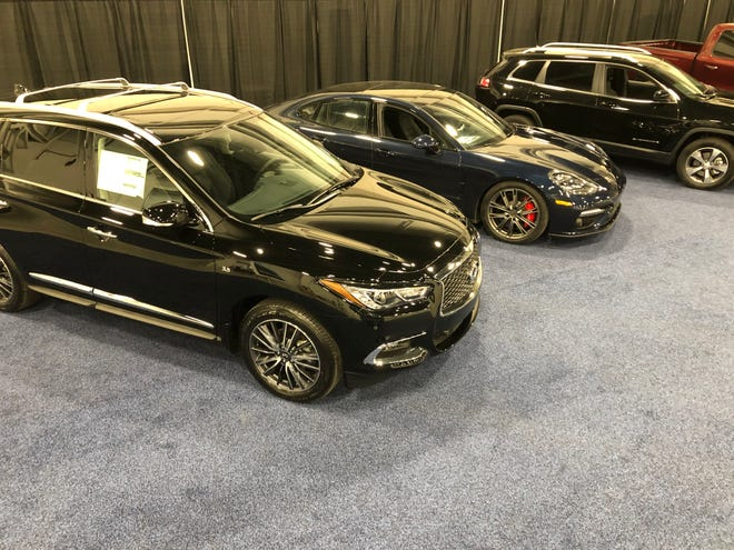 The 2021 Southeast Michigan Auto Show at the Surburban Collection Showplace has been postponed.