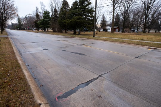 Marysville officials are looking for ways to raise revenue, and near the top of the list of reasons is the city's roads. A mile stretch of Sixth Street, between Range Road and Michigan Avenue, is slated for rehab in 2020.