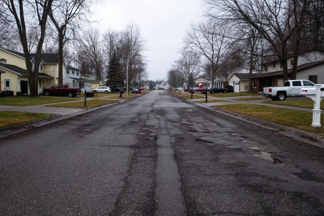 Marysville officials are looking for ways to raise revenue, and near the top of the list of reasons is the city's roads. A third of a mile on Fourth Street, between Connecticut and Michigan avenues, is slated for reconstruction in 2020.
