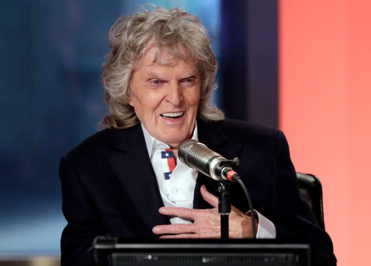 Cable television and radio personality Don Imus died at age 79.