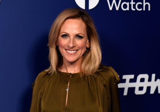 Marlee Matlin attends the screening For Facebook Watch's