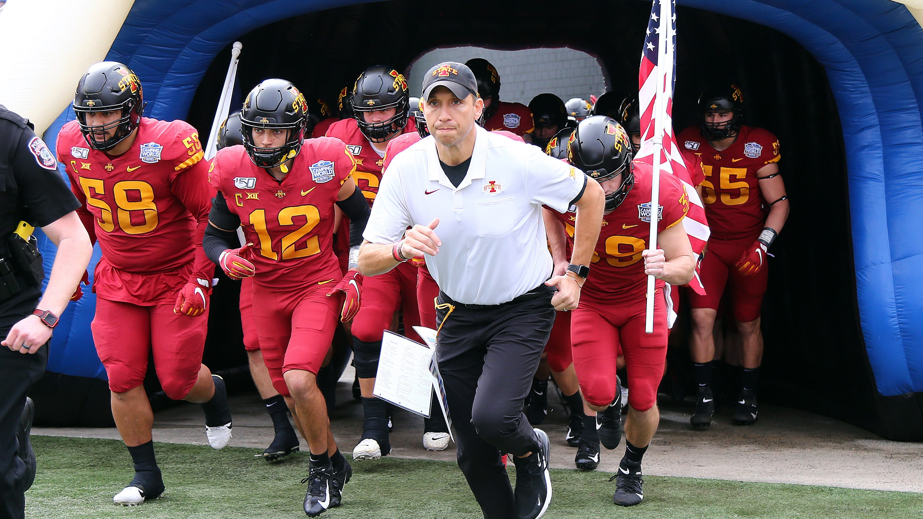 Iowa State football still plans for fans inside Jack Trice Stadium