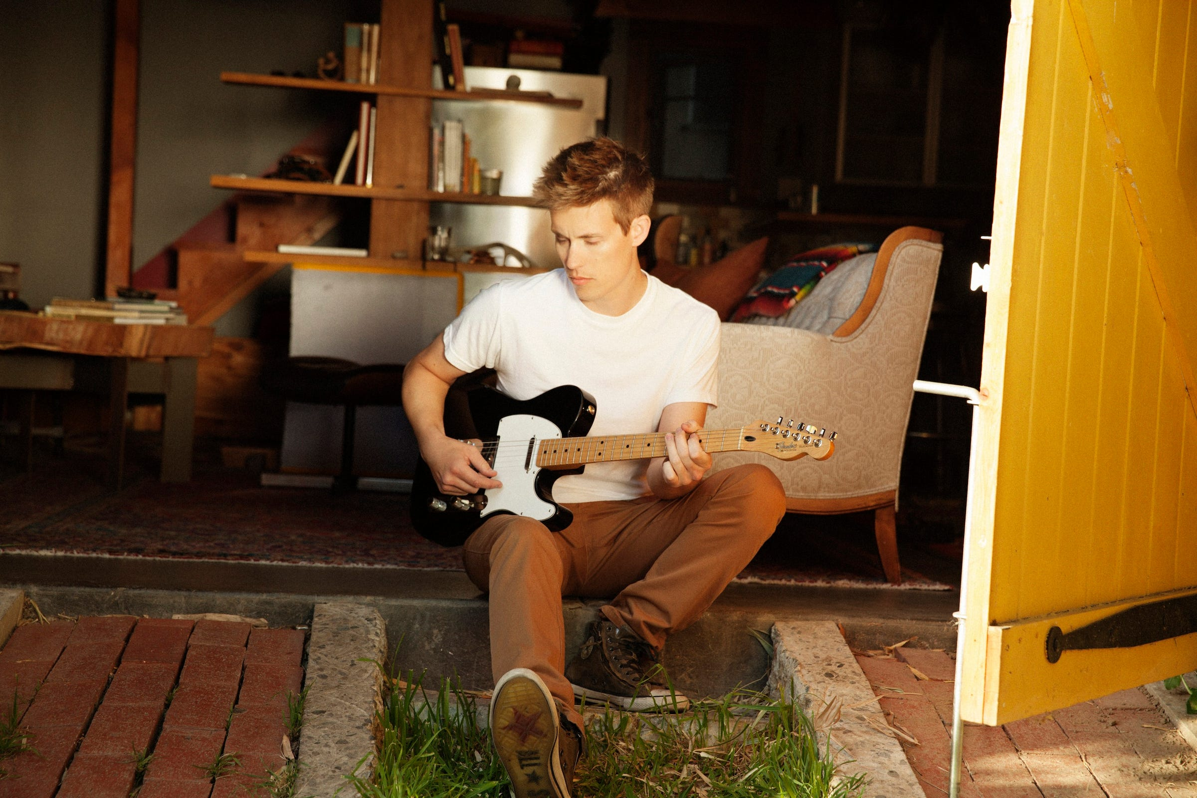 Jonny Lang, who turns 39 this month, was hailed as a teen guitar sensation in the late 1990s.