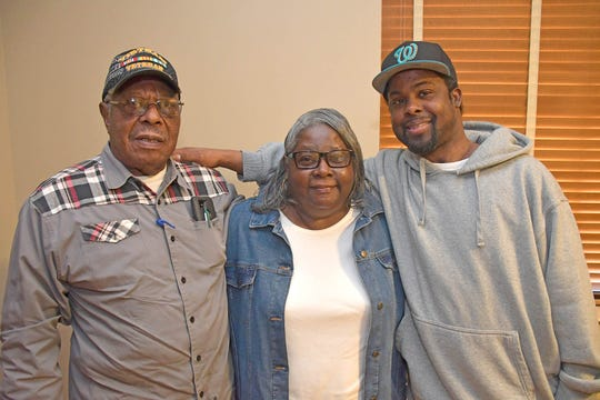 Michael Jordan's parents Willie Johnson and Mary Jordan are happy to have their son back in Greenwood, Miss. A rare neuromuscular disease caused him to spend months at Methodist Specialty Care Center, a residential facility in Flowood, Miss., for people with severe disabilities.