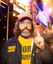 Judah Friedlander makes his Lafayette debut in 2020 with his Future President tour.