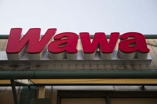 This April 2, 2015 file photo shows a Wawa convenience store in Philadelphia. Photo by Matt Rourke